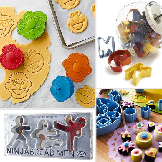 Cookie Cutters For Kids That Break the Mold