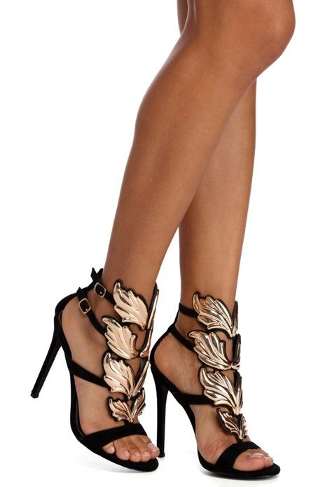bda66979267 Winged Goddess Heels