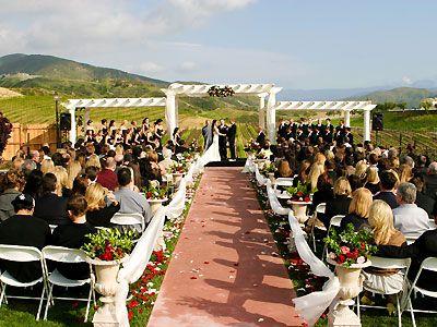 Leonesse Cellars Winery Temecula Wedding location Vineyard ...