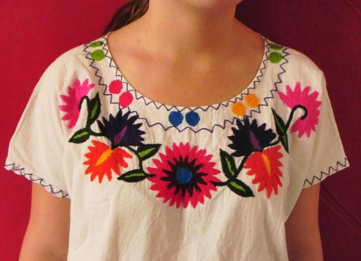 Best images about vestidos bordados blusas on pinterest