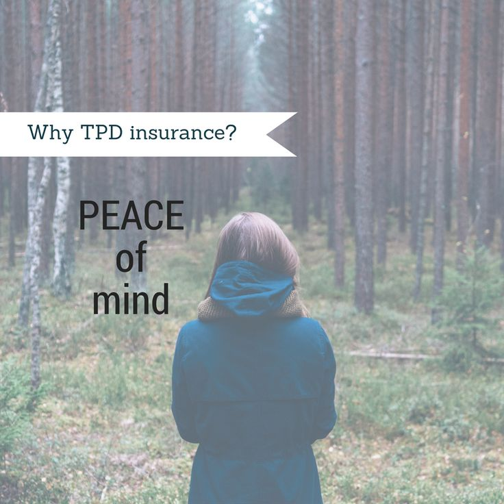 Think about how TPD may work for you? #3  #tpd #insurance #financial #peaceofmind #avantefs   www.avantefinancial.com.au