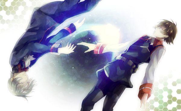 L-elf Karlstein & Tokishima Haruto || Valvrave the Liberator