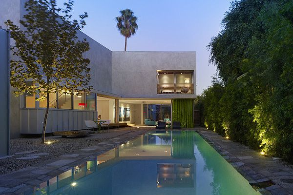West Hollywood Home Inspiring Relaxation and Good Vibes Throughout