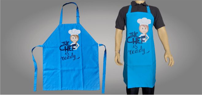 Celemek Chef is Ready