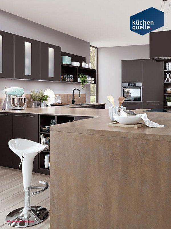 74 best Moderne Küchen images on Pinterest | Badezimmer, Küchen und ...