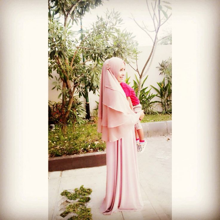 Nice bond #hijab#modesty#simply#khimar#fullcovered