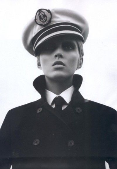 Sailor Girl #SS14SWIM #NauticalButNice #figleaves