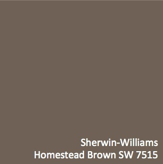 17 best images about sherwin williams colors on pinterest paint stain master bedrooms and gray for Sherwin williams homestead brown exterior