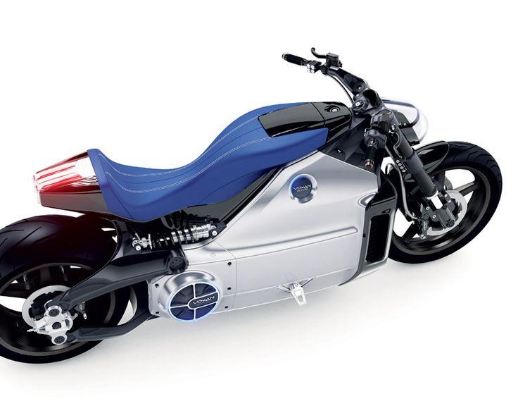 La Wattman de Voxan, moto electrique française la plus puissante au monde
