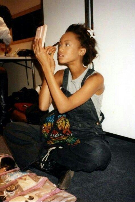 Tyra Banks, mid 90s