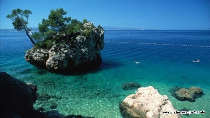 Brela Więcej informacji o Chorwacji pod adresem http://www.chorwacja24.info/srodkowa-dalmacja/brela