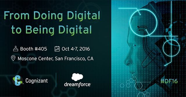 zpr We're looking forward to seeing our clients at @dreamforce #DF16 next week!  ________  Gather meaningful insights to drive customer experiences with this join playbook from @cognizant & @salesforce [eBook] http://cogniz.at/DreamForce16 #DF16  __________  #Digital #CIO #Tech #Tehcnology #internet #online #cognizant #beingcognizant #ecommerce #social #socialmedia #automation #iot #internetofthings #data #bigdata #crm #ebook #analytics #dreamforce #salesforce #salesforcelightning…