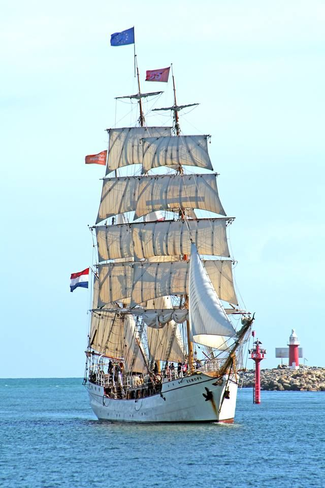 Everything Geraldton - Dutch Tall Ships won't be coming to Geraldton - Geraldton, Western Australia