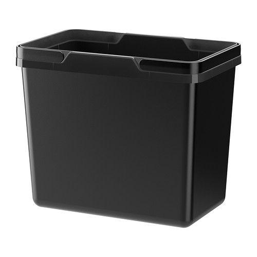Les 25 meilleures id es de la cat gorie poubelle sous for Poubelle salle de bain ikea