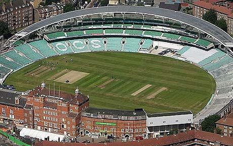 Oval Cricket Ground, Kennington, London
