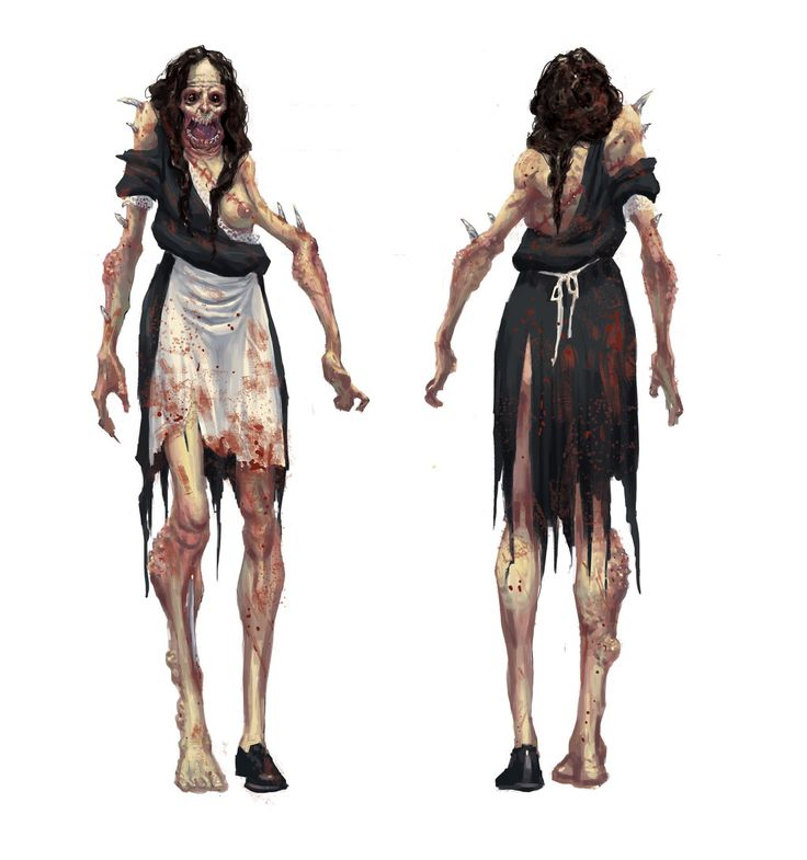 Character Design Zombie : Zombie concept art google search modern creatures and