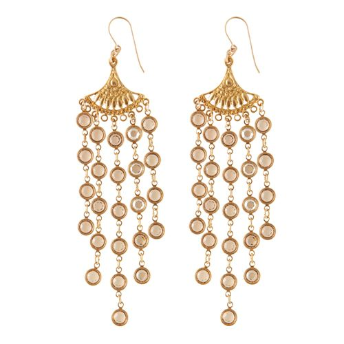 75 best diy chandelier earrings more images on pinterest heather gardner bohemian crystal chandelier earring women found on mozeypictures Images