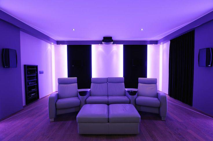 Purple Lounge   Heimkino München