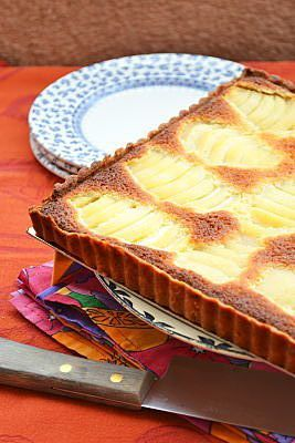 recette base patisserie tarte bourdaloue facile rapide