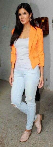 Katrina Kaif at set of Indian Idol Junior