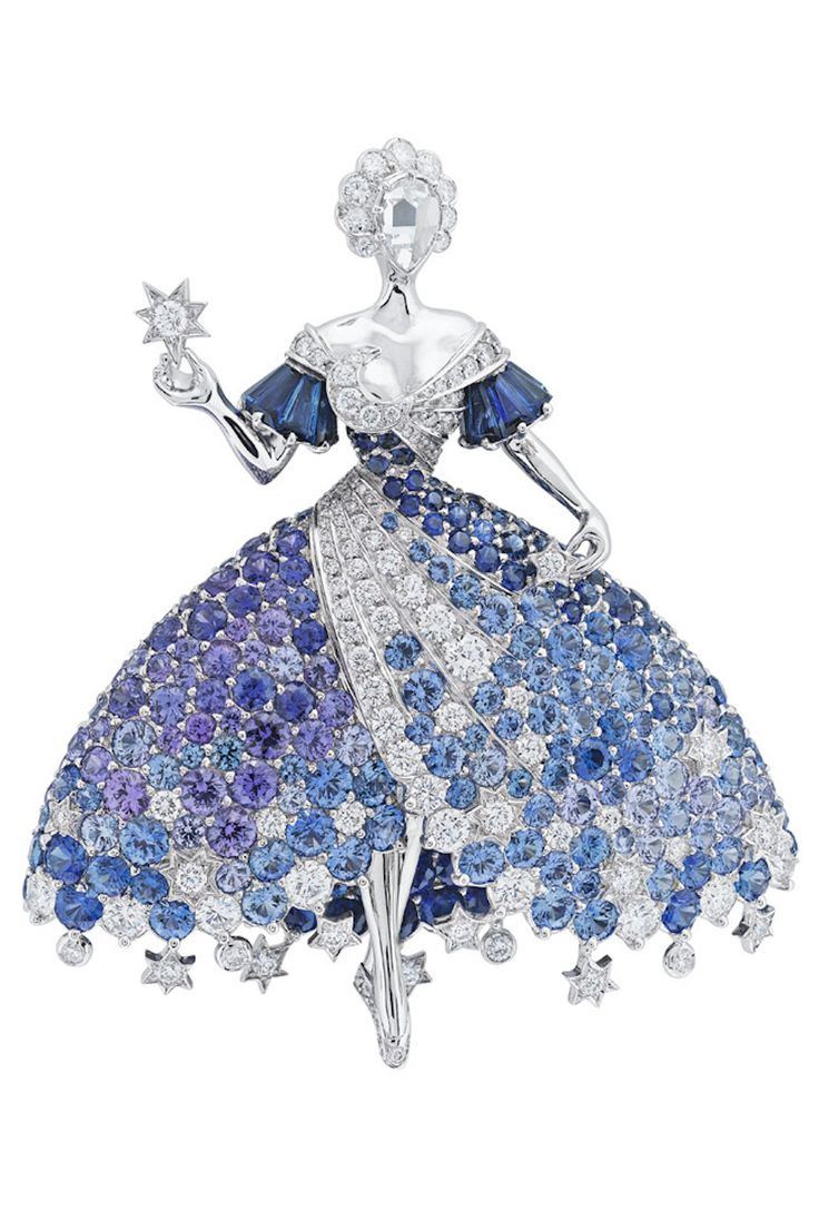 Van Cleef and Arpels launches fairy tale high jewellery collection at the…