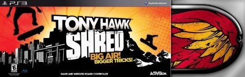 Tony Hawk: Shred Bundle $23.99