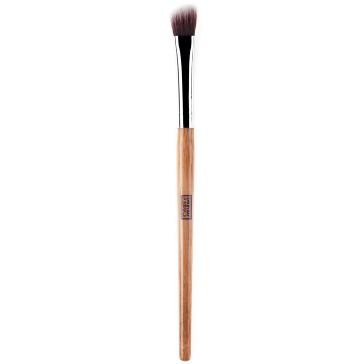 real techniques buffing brush review  make up discount coupon code:JWH658,$10 OFF iHerb Everyday Minerals, Eye Blending Brush