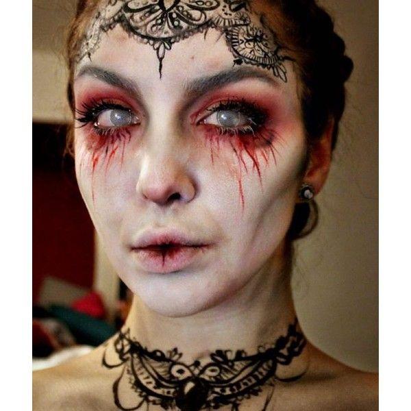 Frisur vampir halloween