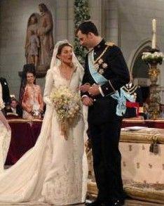 Abiti da sposa principesse europee