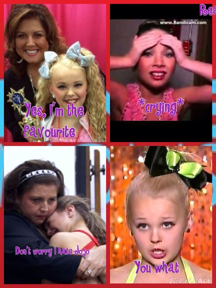 Dance moms comic by me