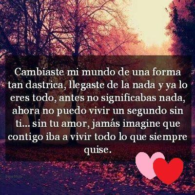 Imagenes De Amor A Distancia Good Love Quotes Love Y Love Poems
