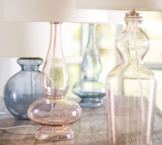 Pottery Barn Lamps