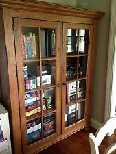 Broyhill Attic Heirlooms Oak Library Cabinet & 8 best attic heirloom furniture images on Pinterest | Attic Loft ...
