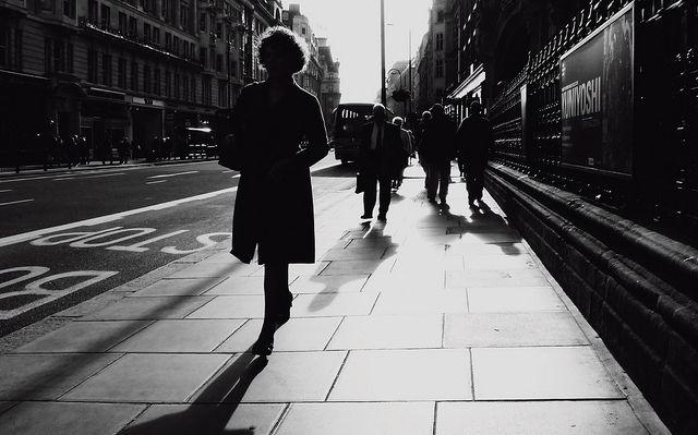 Ian Brumpton         London Light and London Shadows