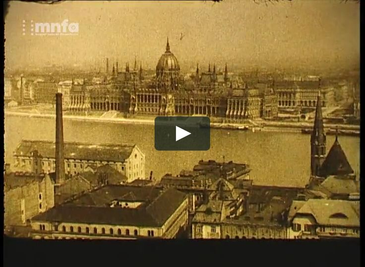 A magyar fővárosról készült, legkorábbról fennmaradt dokumentumfilmünk alkotói ismeretlenek. Annyi bizonyos csupán,…