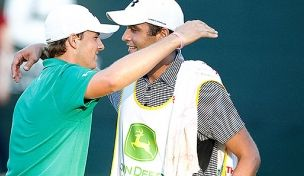I will count this guy. A golf Caddie. He should make over$1,000,000 in 2015