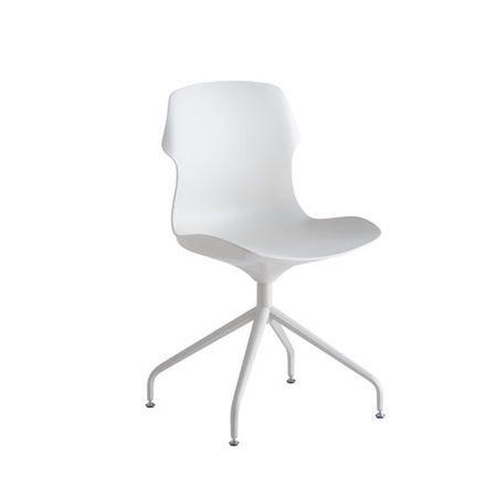 Mejores 14 im genes de sillas giratorias de pl stico en for Sillas escritorio modernas