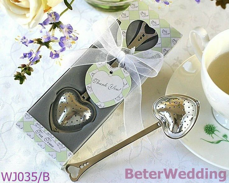 Aliexpress.com : Buy WJ035/B_Heart Shaped Tea Infuser Wedding Decoration_Wedding Gift_Wedding Souvenir from Reliable wedding favours suppliers on Your Unique Wedding Favors $81.00