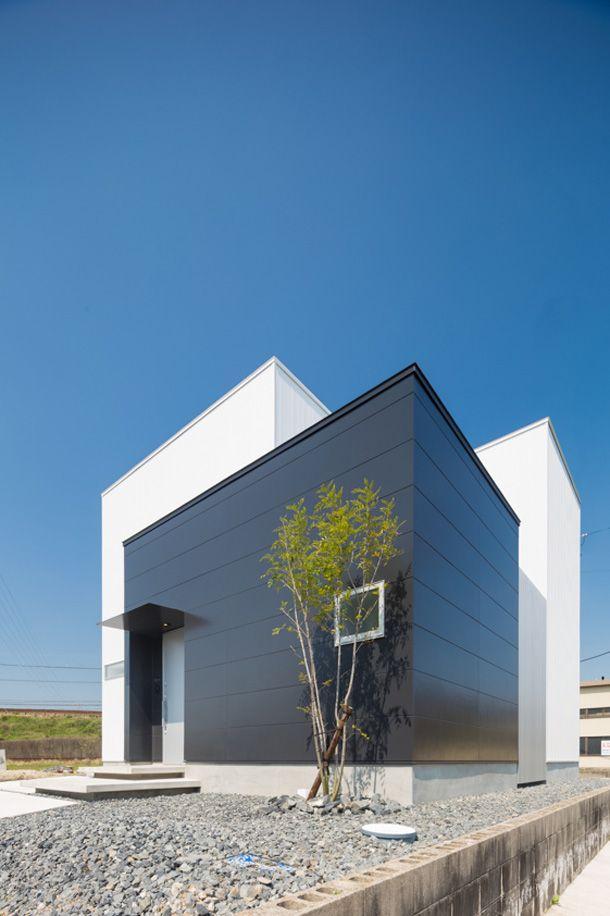 アーケード商店街にある家・間取り(三重県四日市市) | 注文住宅なら建築設計事務所 フリーダムアーキテクツデザイン
