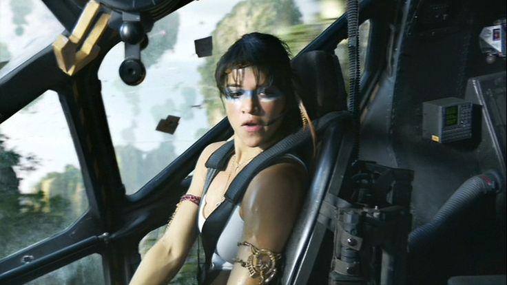avatar movie Trudy | Michelle Rodriguez Avatar