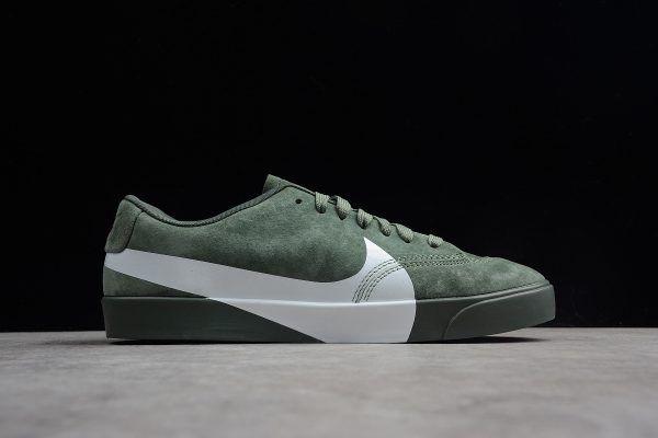 more photos c4627 a603f Buy Nike Blazer City Low XS Clay Green AV2253-300 Shoes-2