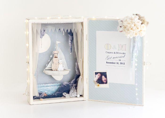 wedding welcome box