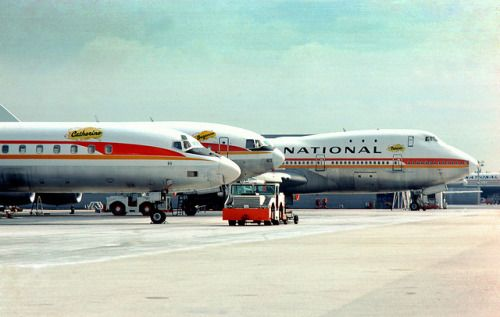 airlinederegulation:   National Noses by...