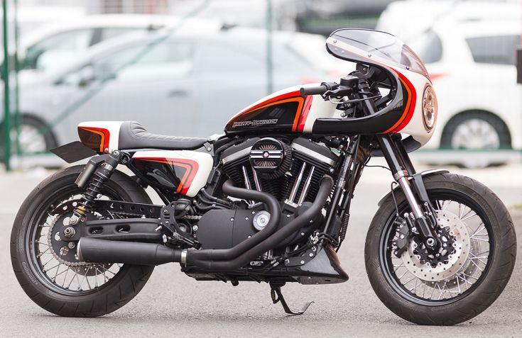 Királyok csatája: 'Magányos Vadász' a trónkövetelő – Harley Davidson motorépítő verseny