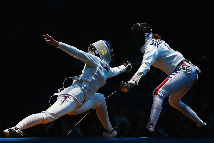 Susie Scanlan Photo - Olympics Day 8 - Fencing