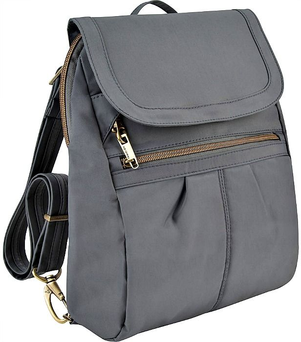 5 Best Anti-theft Travel Bags for Women 2019  65427615f7e0a