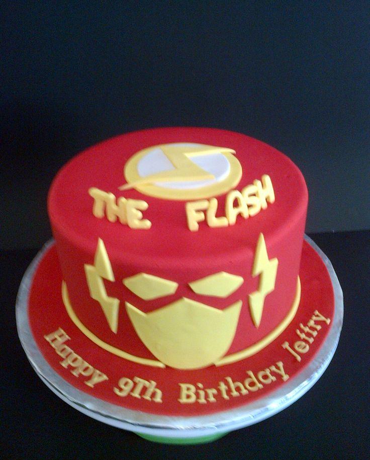 The flash cake.