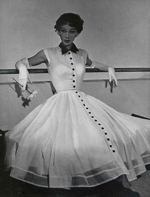 L'officiel de la mode 1953 Jacques Heim
