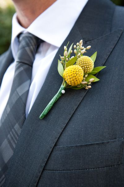awesome tie...whats  with the flower?