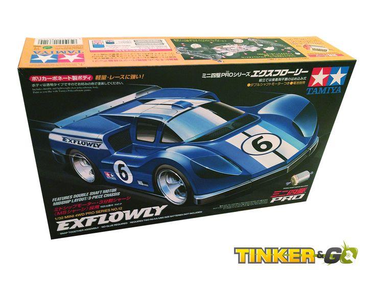 Mini 4wd Tamiya 18612 EXFLOWLY Pro - € 12,00